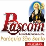 Logo da emissora Rádio Pascom São Bento