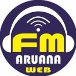 Logo da emissora FM Aruana