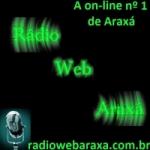 Logo da emissora Rádio Web Araxá