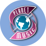 Logo da emissora Planet Music Lounge