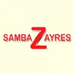 Logo da emissora Rádio Samba Zayres