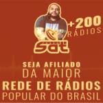 Logo da emissora Rádio Forró Sat 104.9 FM