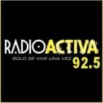 Logo da emissora Radio Activa 92.5 FM