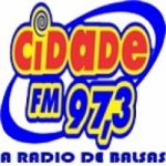 Logo da emissora Rádio 97 Balsas