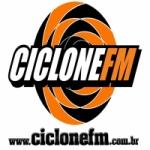 Logo da emissora Ciclone FM