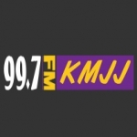 Logo da emissora Radio KMJJ 99.7 FM