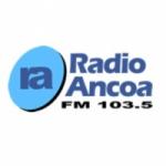 Logo da emissora Radio Ancoa 103.5 FM
