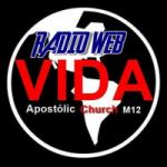 Logo da emissora Rádio Vida Apostolic
