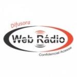 Logo da emissora Difusora Web Rádio Confidencial Acesse