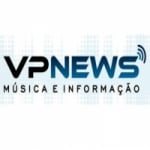 Logo da emissora VP News