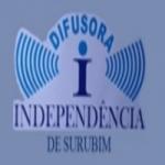 Logo da emissora Difusora Surubim