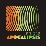Logo da emissora Radio Apocalipsis 91.3 FM