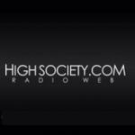 Logo da emissora Rádio High Society