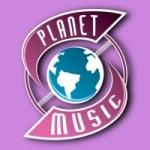 Logo da emissora Planet Music Pop