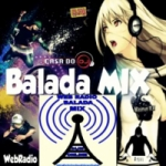 Logo da emissora Web Rádio Balada Mix