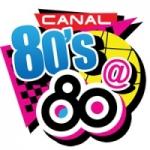Logo da emissora Radio Canal 80
