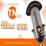 Logo da emissora Terra Nova FM