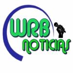 Logo da emissora WRB Notícias