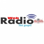 Logo da emissora Rádio Net Gospel