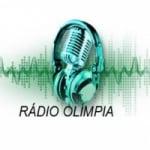 Logo da emissora Rádio Olímpia