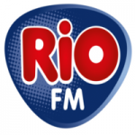 Logo da emissora Rádio Rio FM