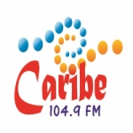 Logo da emissora Radio Caribe 104.9 FM