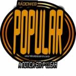 Logo da emissora Rádio Web Popular Stm