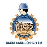 Logo da emissora Radio Carillón 94.1 FM