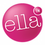 Logo da emissora Rádio Ella FM