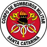 Logo da emissora Rádio Bombeiro - Criciúma SC