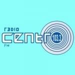 Logo da emissora Radio Centro 103.3 FM
