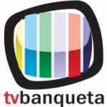 Logo da emissora TV Banqueta