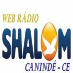 Logo da emissora Web Rádio Shalom