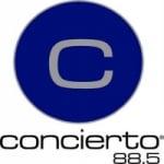 Logo da emissora Radio Concierto 88.5 FM