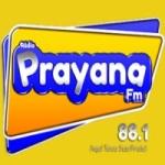Logo da emissora Prayana FM