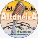 Logo da emissora Web Rádio Altaneira