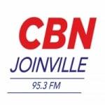 Logo da emissora Rádio CBN 95.3 FM