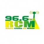 Logo da emissora Rádio Clube da Meda 96.6 FM