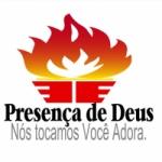 Logo da emissora Presença de Deus