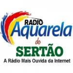 Logo da emissora Rádio Aquarela do Sertão