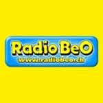 Logo da emissora Radio BeO Berner Oberland 96.8 FM