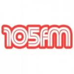 Logo da emissora Radio 105 FM