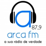 Logo da emissora Rádio Arca 87.9 FM