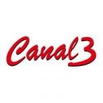 Logo da emissora Canal 3 Deutsch 98.6 FM
