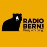 Logo da emissora Radio Bern 1 97.7 FM