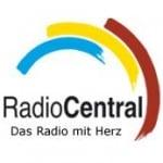 Logo da emissora Central 95.2 FM