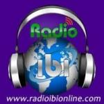 Logo da emissora Rádio Ibi