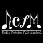 Logo da emissora Radio Crónica Folk Musical