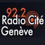 Logo da emissora Cite Geneva 92.2 FM