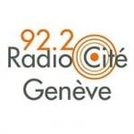 Logo da emissora Cité Genéve 92.2 FM
